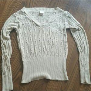 Daytrip The Buckle Lightweight Boho Sweater MD